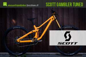 Scott Gambler Tuned mountainbike