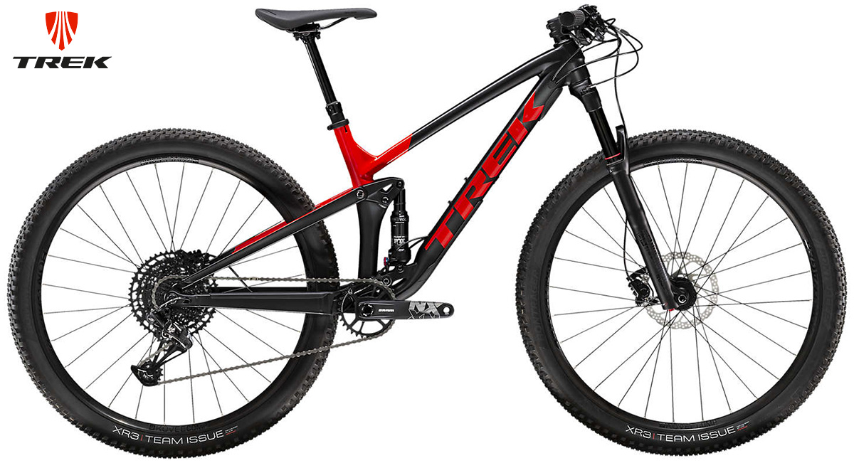 mtb Trek Top Fuel 8 2020