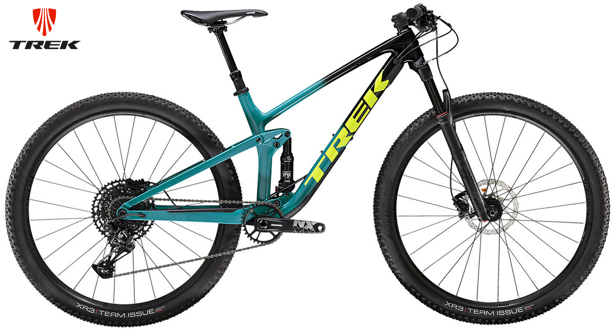 mtb Trek Top Fuel 9.7 2020