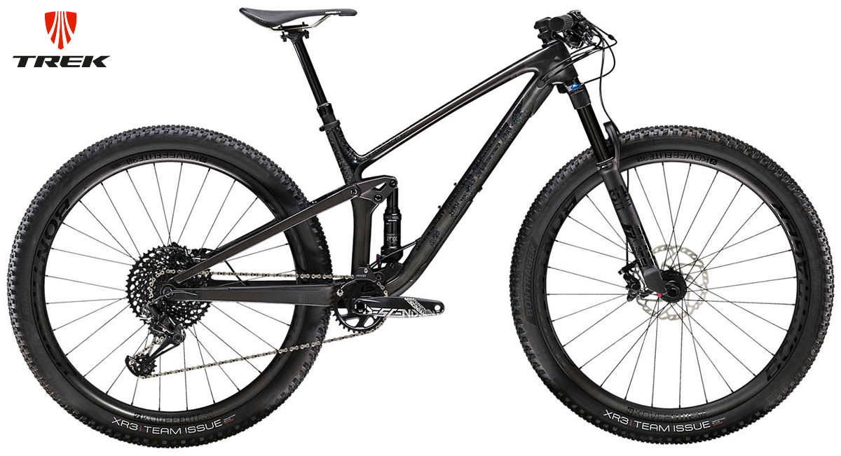 mtb Trek Top Fuel 9.8 2020
