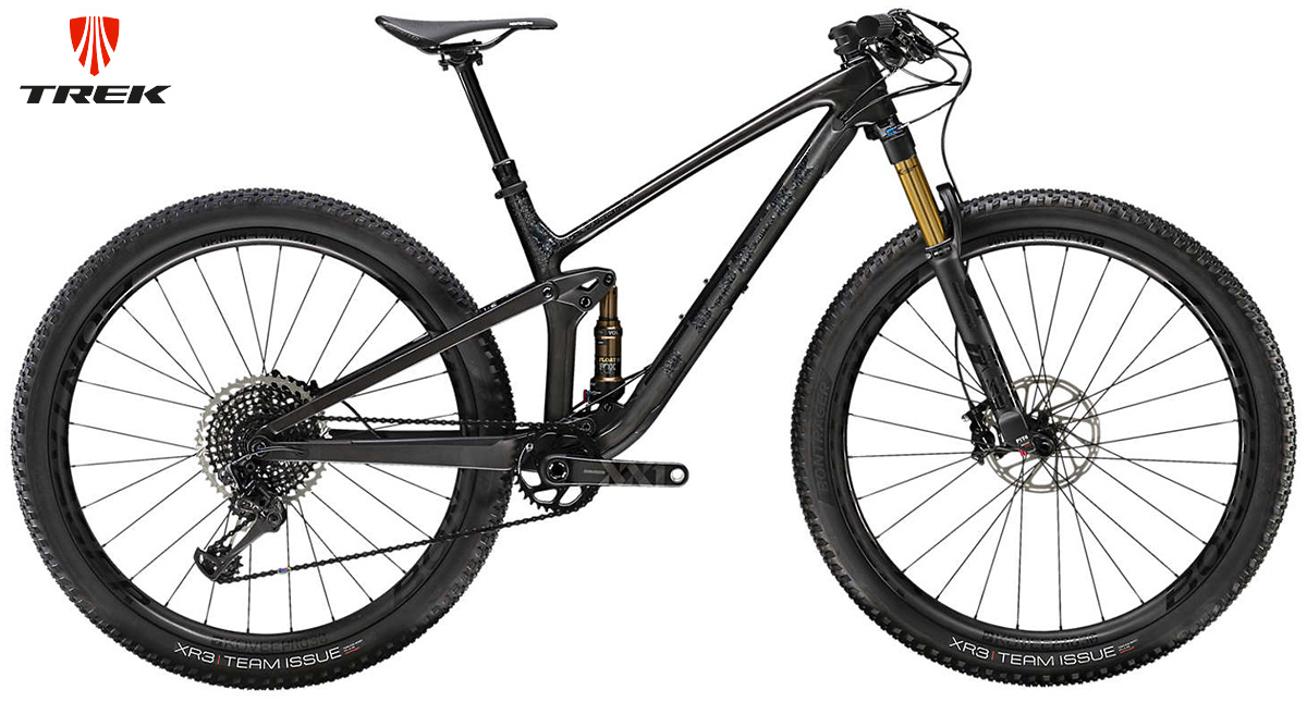 mtb Trek Top Fuel 9.9 2020
