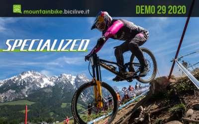 Mountain bike biammortizzata Specialized Demo 29 2020