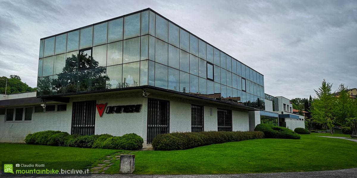 La sede storica di Molvena, ora Colceresa.