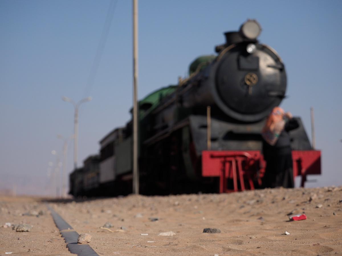 Treno del Medio Oriente Express