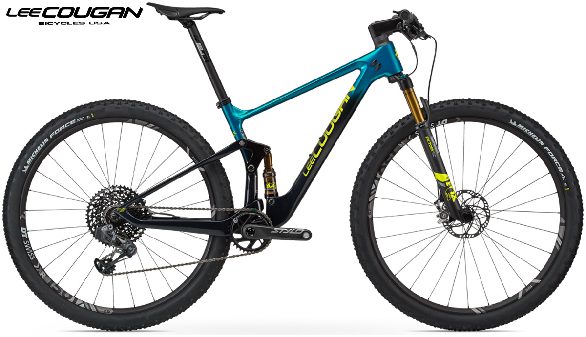 Una mtb Lee Cougan Crossfire Air Launch Edition 2020