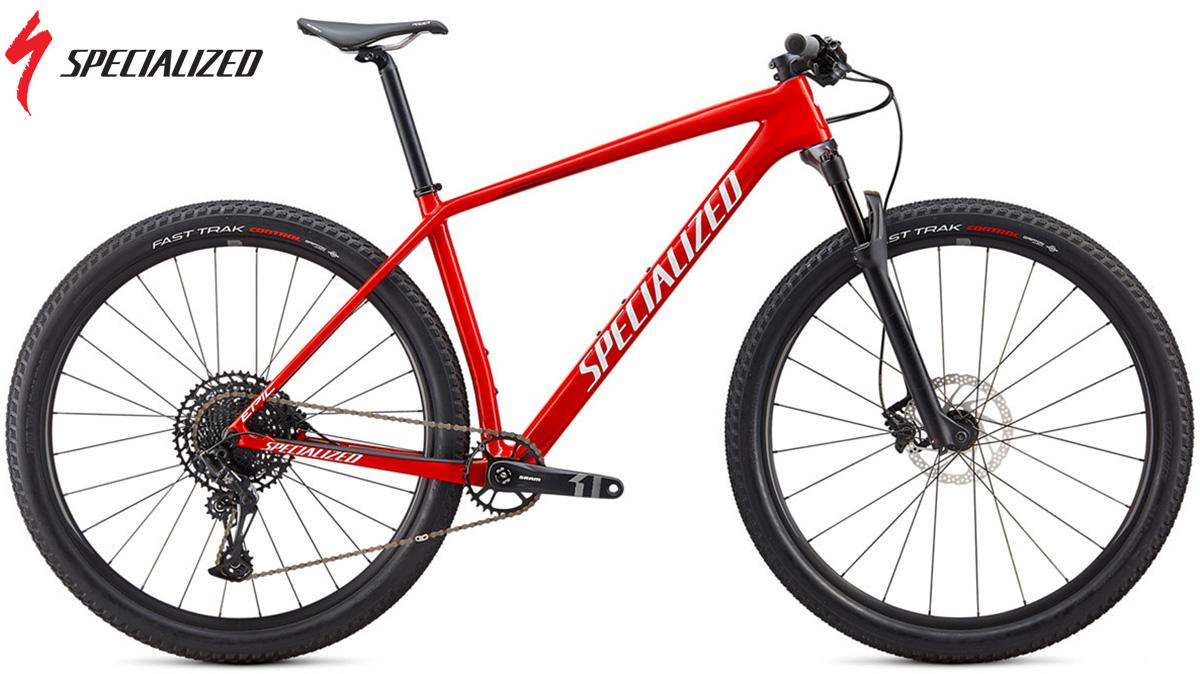 Mountainbike Specialized Epic Hardtail 2020