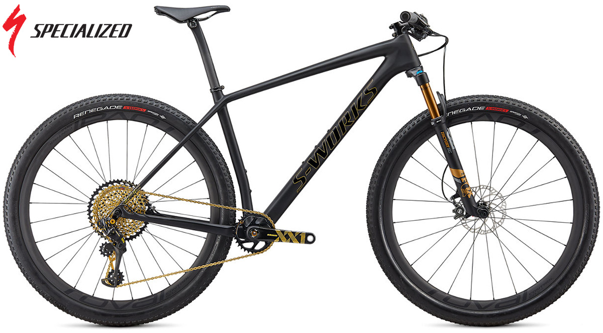 Specialized S-Works Epic Hardtail Ultralight 2020