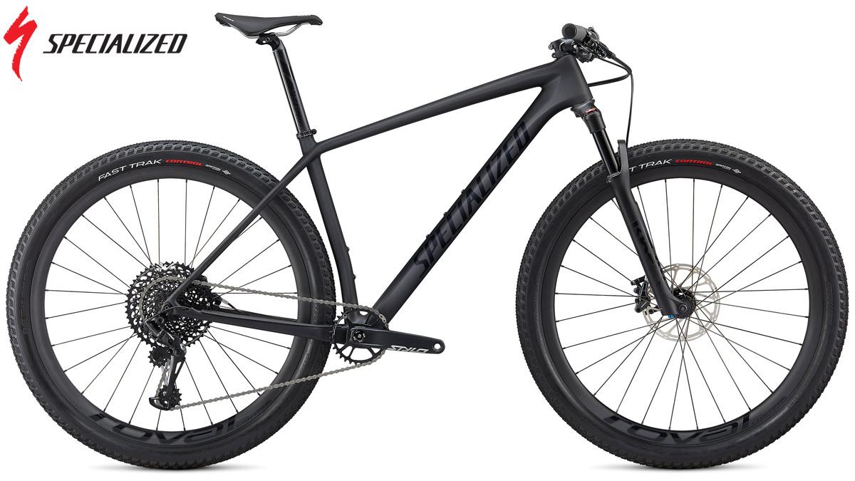 Una mountain bike da XC SpecializedEpic Hardtail Expert 2020