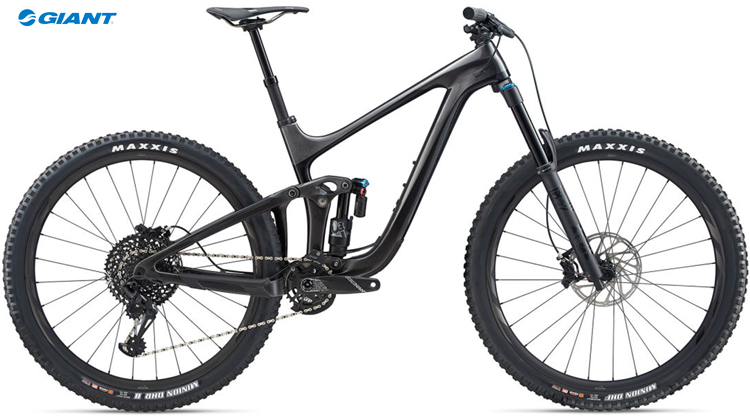 la nuova full suspended da enduro Giant Reign Advanced PRO 29 1