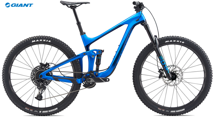 La mtb da enduro Giant Reign Advanced PRO 29 2