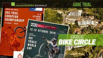 Al Ciocco il Campionato Europeo e la Coppa del Mondo di bike trial