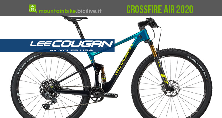 Una mtb Lee Cougan Crossfire Air 2020