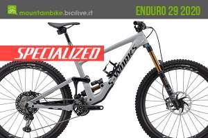 La nuova mtb Specialized Enduro 29 2020