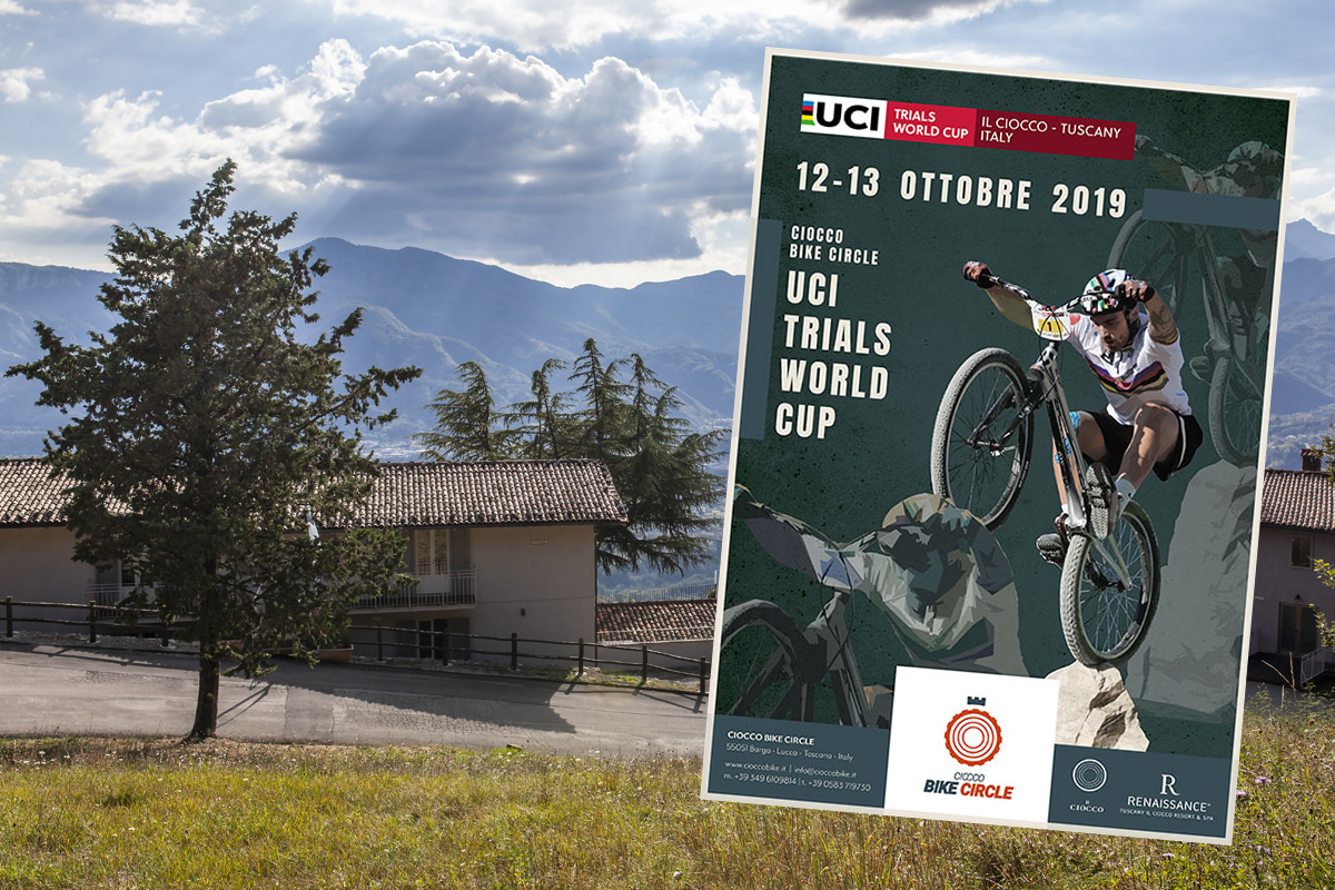 Locandina UCI Trials World Cup