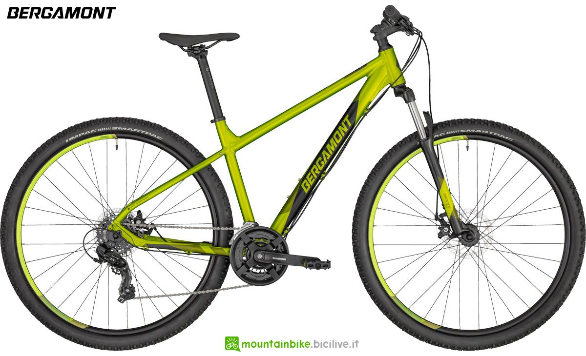 Una mountain bike Bergamont Revox 2 dal catalogo 2020