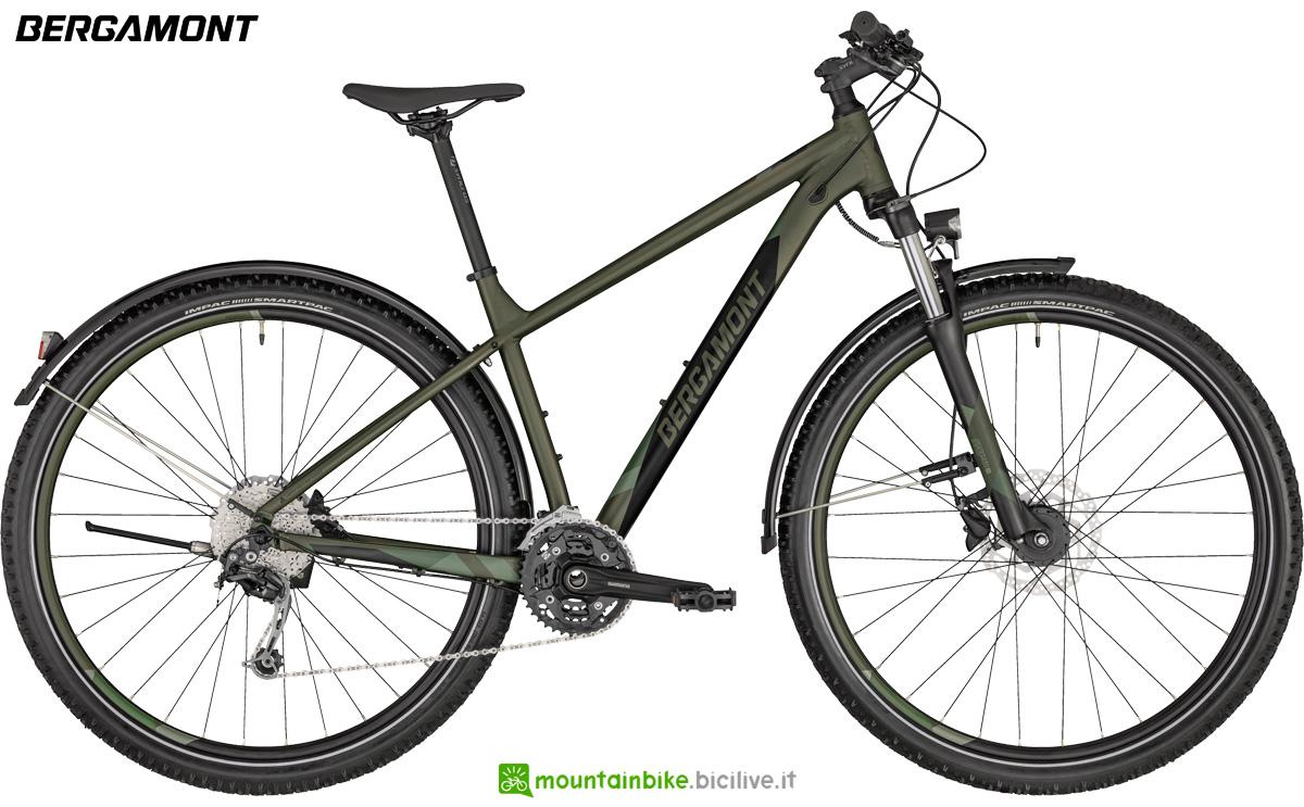 Una mountain bike Bergamont Revox 5 EQ