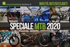 Speciale mountain bike 2020