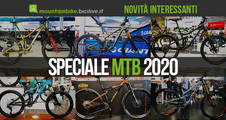 Speciale mountain bike 2020