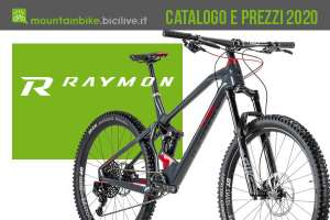 R-Raymon mtb 2020: catalogo e listino prezzi