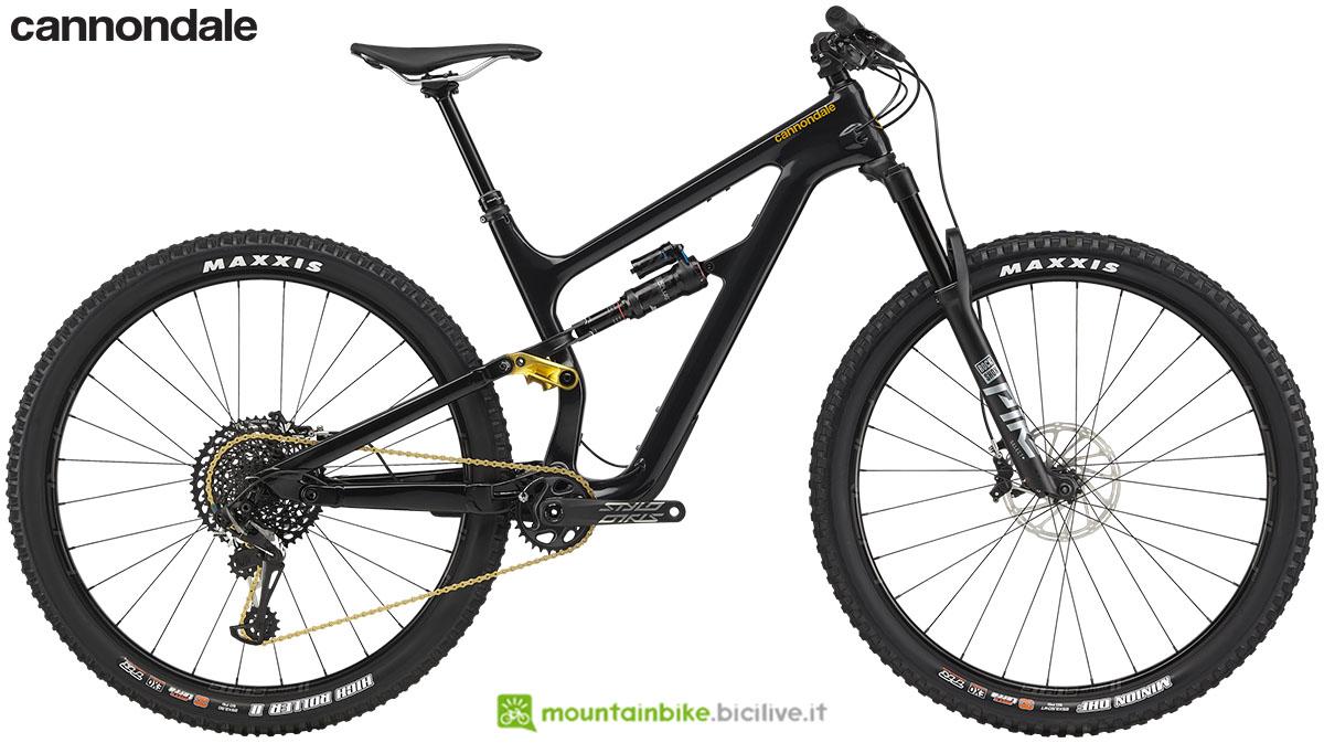 Una bicicletta Habit Carbon 2 dal listino 2020