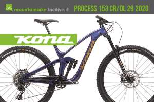 "La bici mtb Kona Process 153 CR/DL 29"" 2020"