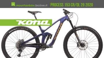 """La bici mtb Kona Process 153 CR/DL 29"""" 2020"""