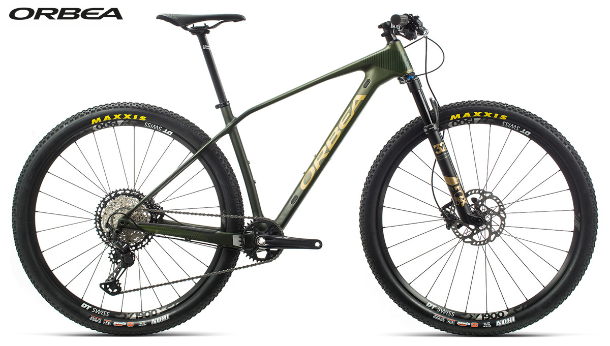 Una bicicletta Orbea Alma M25 dal catalogo 2020