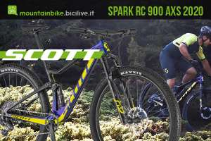 Scott Spark RC 900 Team Issue AXS 2020