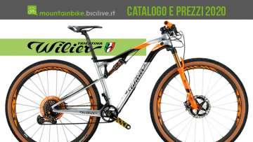 Wilier Triestina: catalogo e listino prezzi MTB 2020