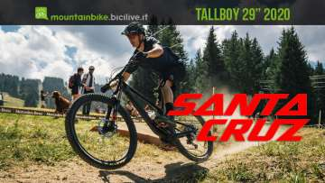 Santa Cruz Tallboy 29″ 2020 : modelli mountain bike trail