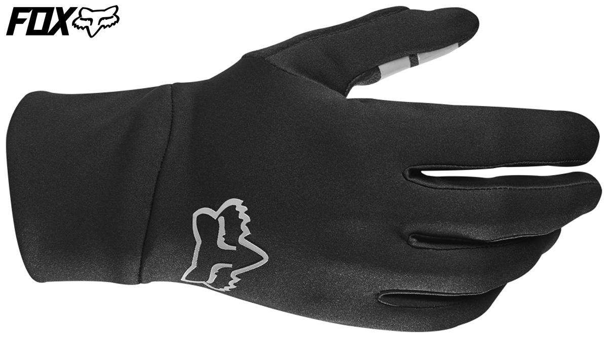 Guanto rider mtb Fox Racing Ranger Fire Glove di colore nero