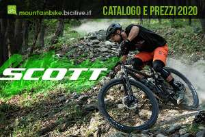 Tutte le mountain bike Scott del 2020: catalogo e listino prezzi