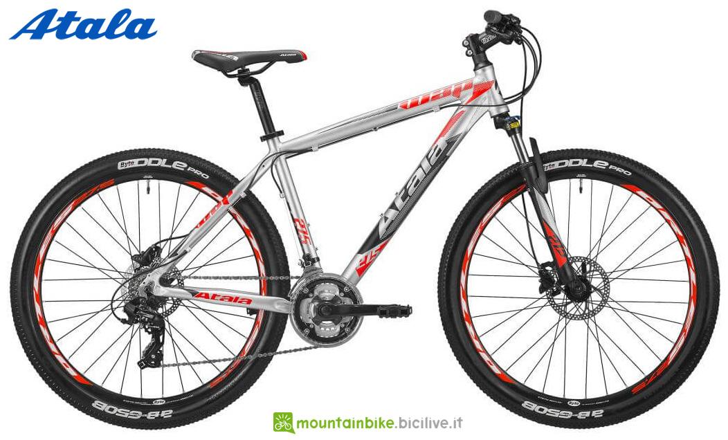 Una bicicletta Atala WAP 27,5 24V HD