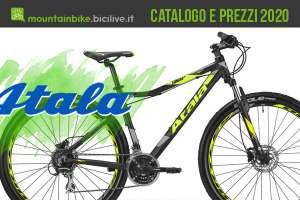 Tutte le mountain bike di Atala del 2020: catalogo e listino prezzi