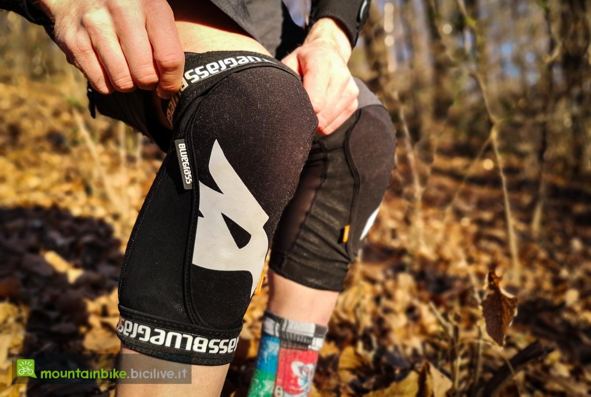 foto delle ginocchiere bluegrass skinny