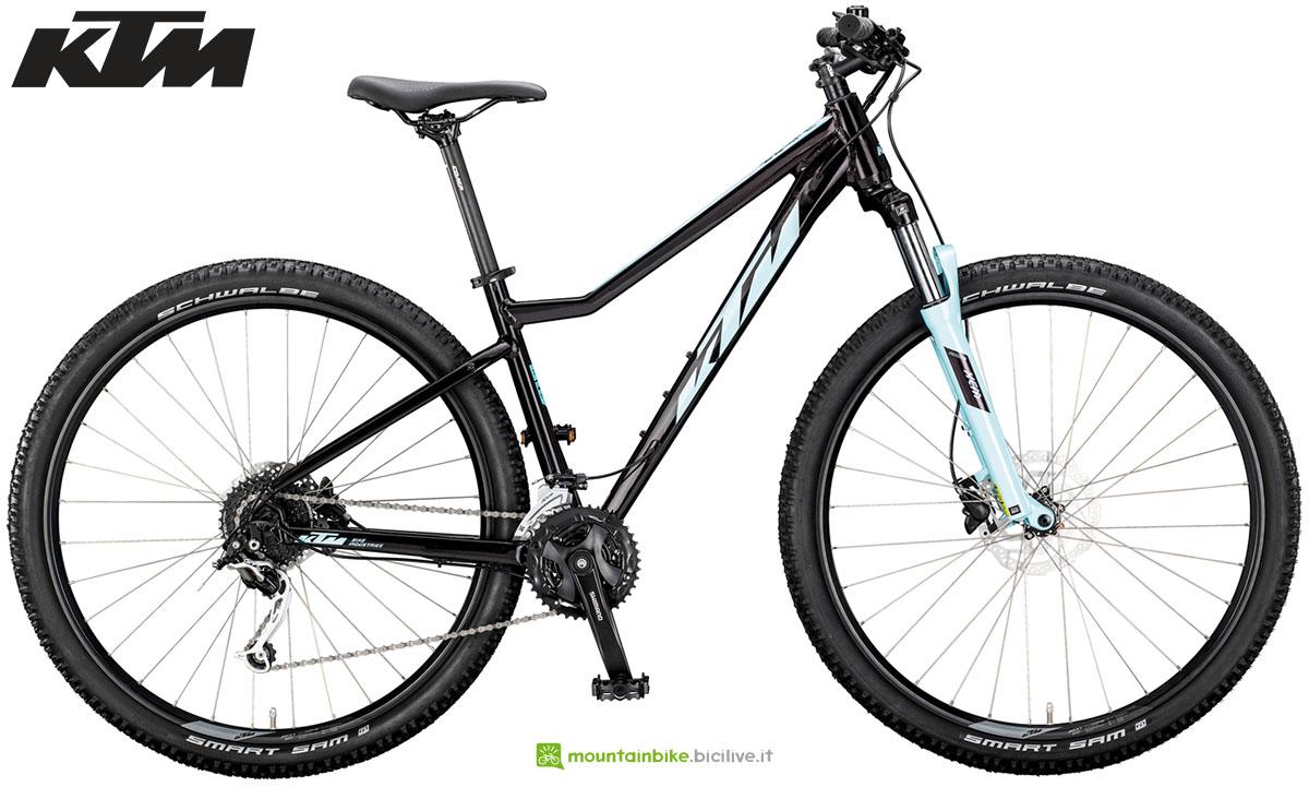 Una bici KTM Ultra Gloriette 29 2020