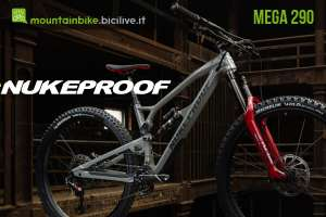 Nukeproof Mega 290 2020: mountain bike biammortizzata