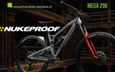 Nukeproof Mega 290 2020: mountain bike biammortizzata