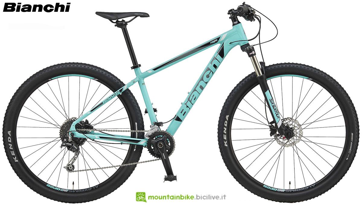 Una bici Bianchi Magma 9.2 2020