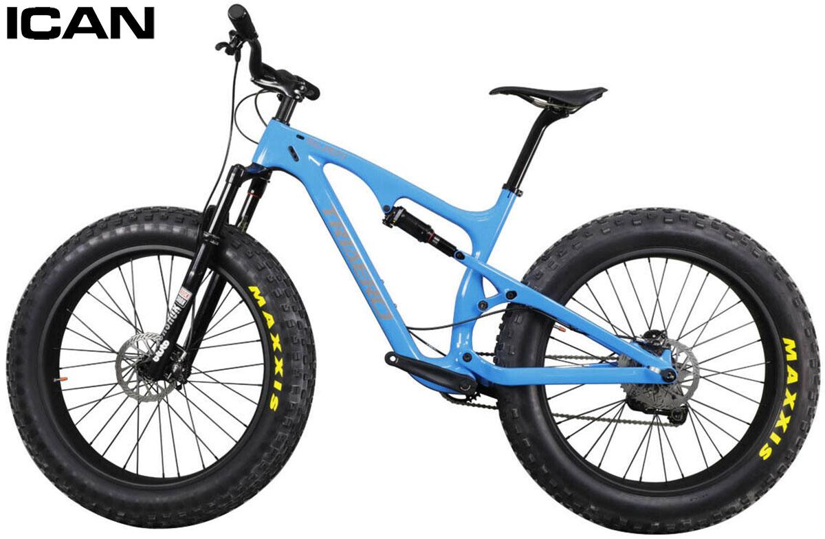 Una Fat bike Ican SN04 2020