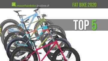 Le 5 migliori Fat Bike del 2020