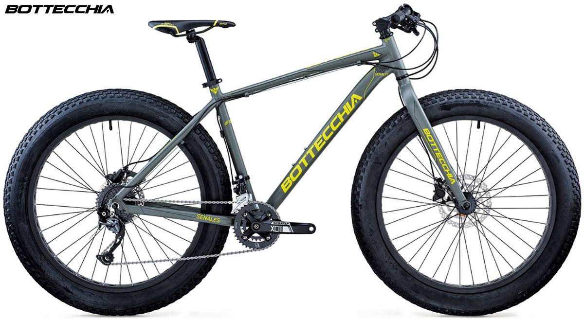 Una Fat bike Bottecchia Senales 2020