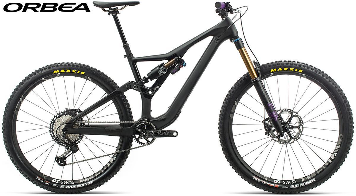 Una bici Orbea Rallon M-Team 2020