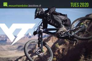 Mountain bike YT Tues 2020 da downhill