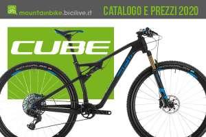 Catalogo 2020 mtb Cube