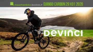 Devinci Django carbon 29 X01 2020