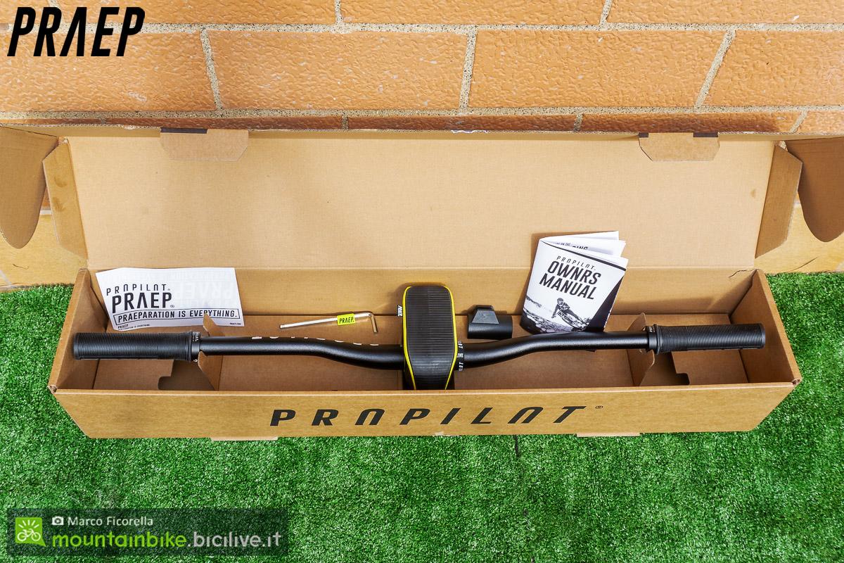 Il PRAEP ProPilot confezione kit 2020