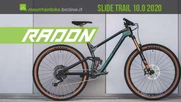 Radon Slide Trail 10.0 2020, una 29 da all mountain con prezzo imbattibile