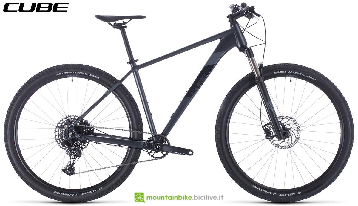Una bici Cube Acid 2020