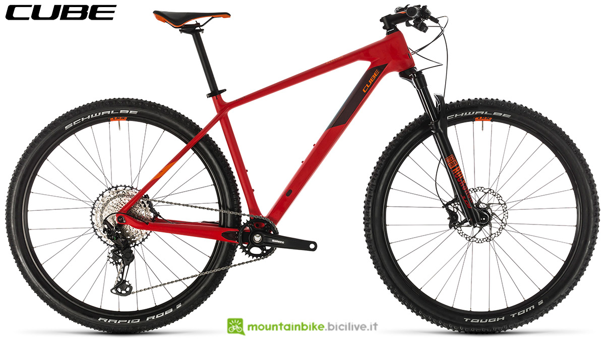 Una bici Cube Reaction C:62 Youth 2020